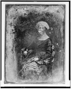 An older Madison, circa 1848.