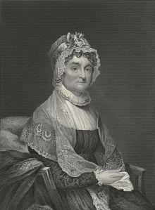 Portrait of Abigail Adams