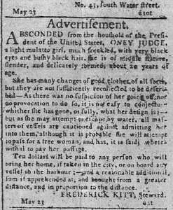 Slave ad